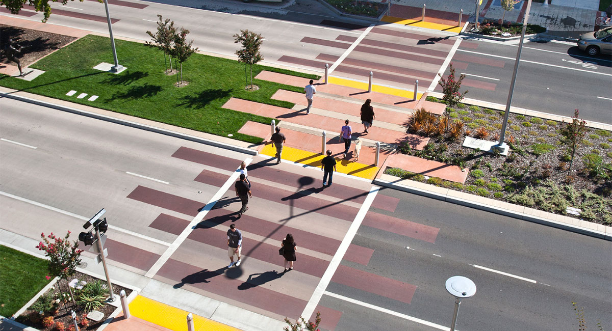West Sacramento Streetscape and Urban Design