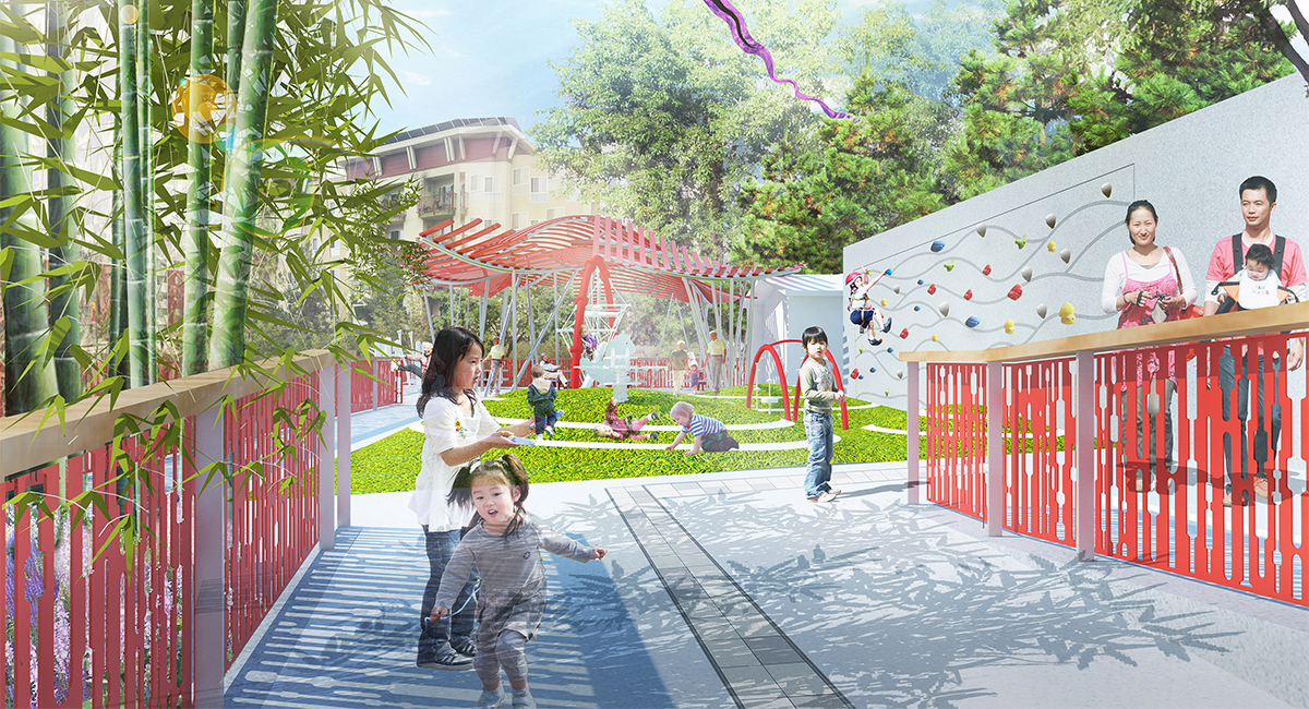 Alpine Recreation Center Park Expansion