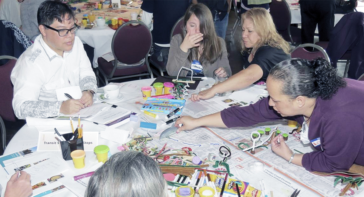 Art Design Plan Outreach