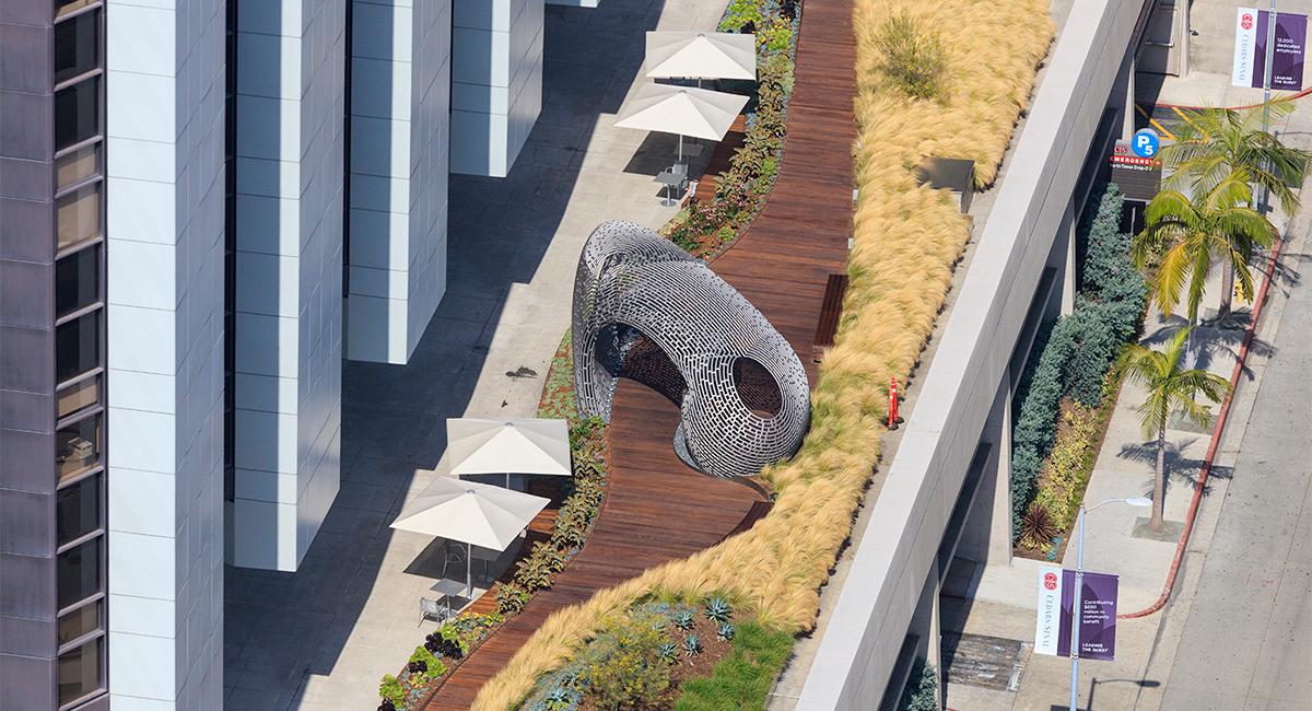 Cedars Sinai Plaza