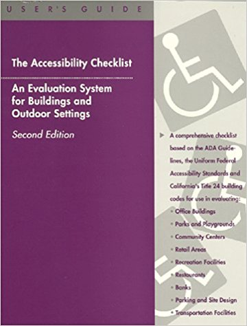 The Accessibility Checklist