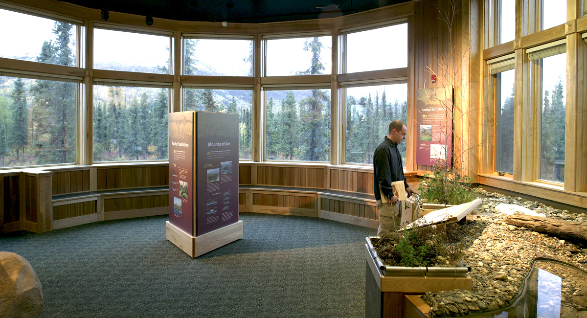 Artic Interagency Visitor Center