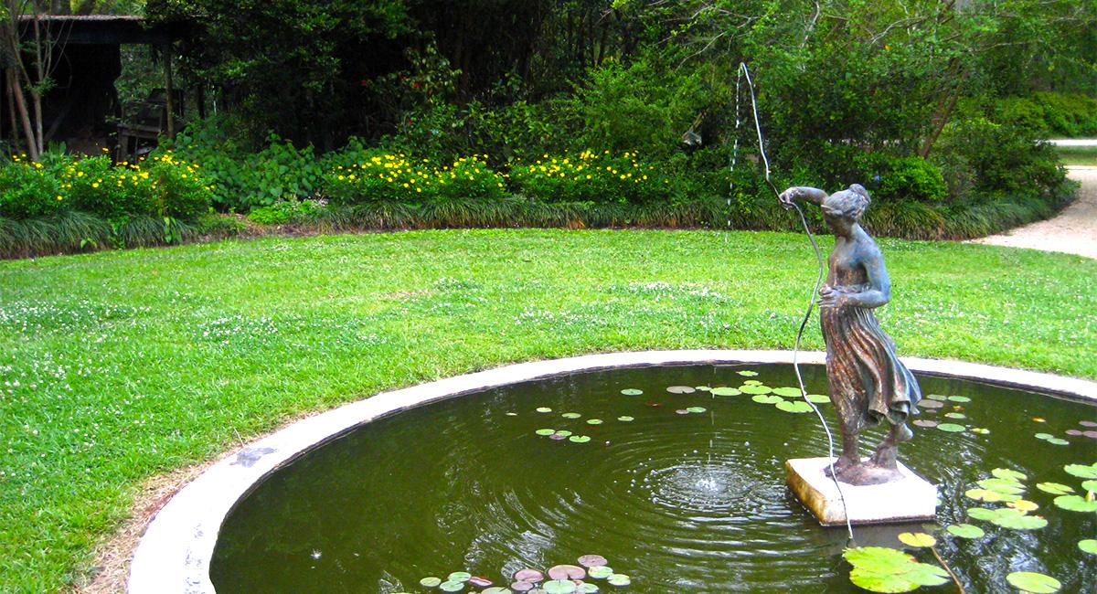 Burden Museum and Gardens