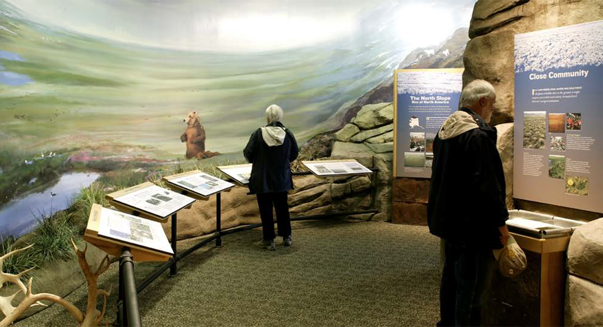 Arctic Interagency Visitor Center