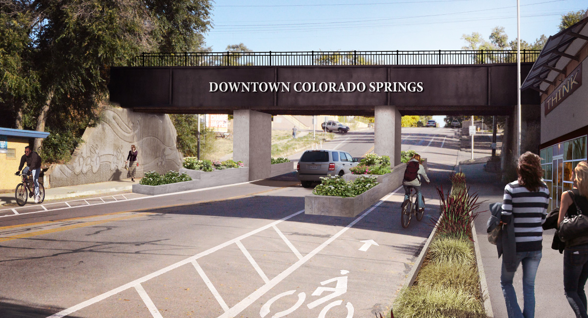 Colorado Springs Downtown Master Plan