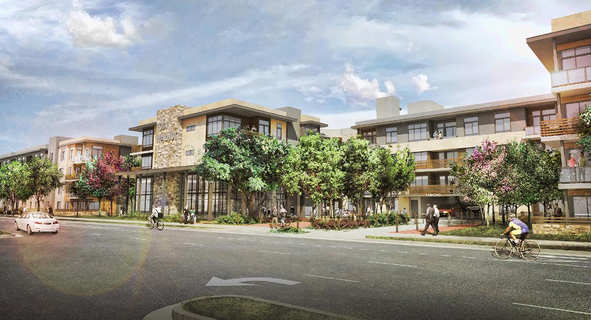 Carmel Partners Walnut Residences