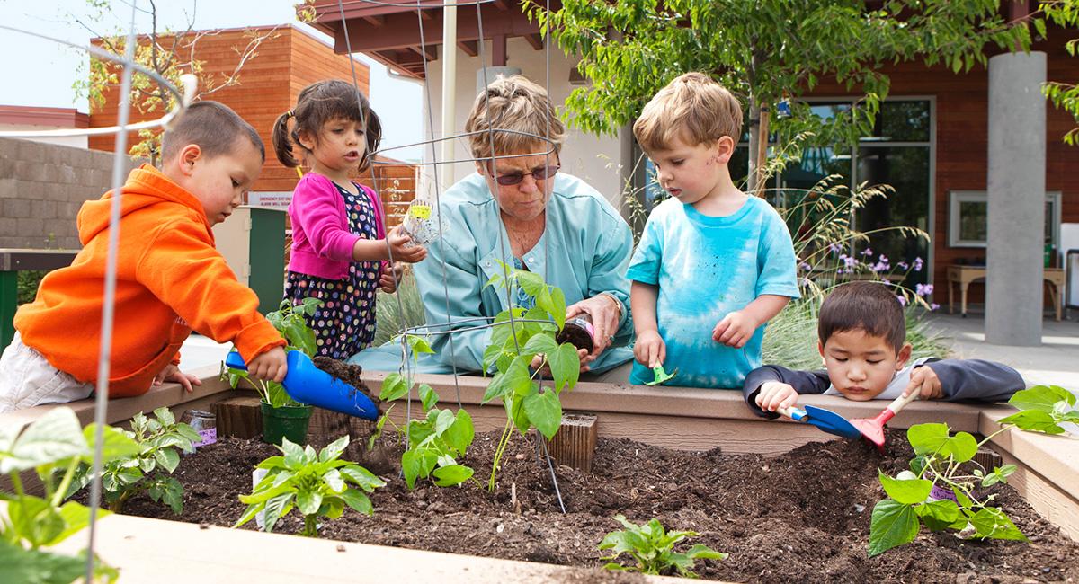 Las Positas Community College Child Development Center