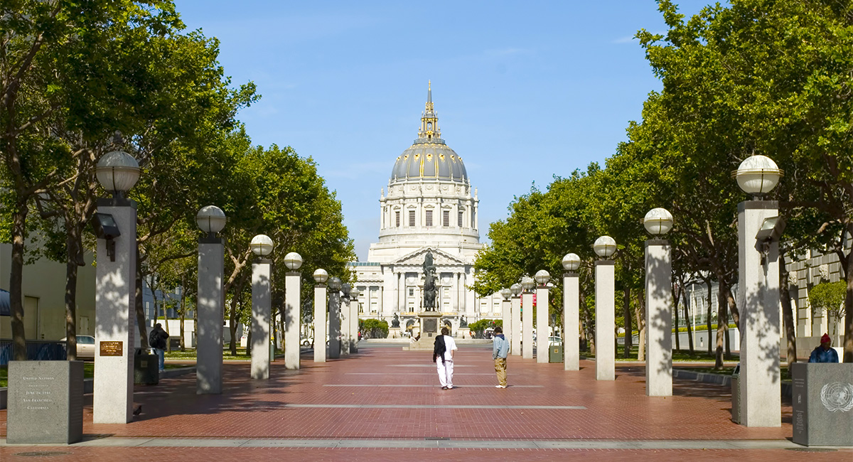 San Francisco Civic Center Historic District