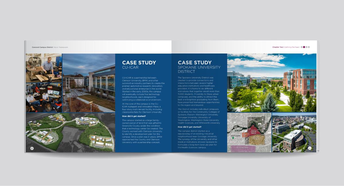 Concord Campus District Vision Framework