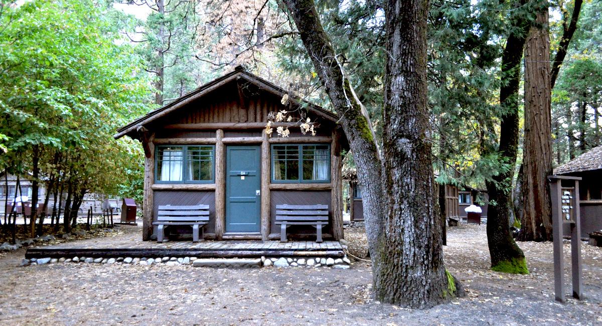 Half Dome Village Cabin Rehab ...