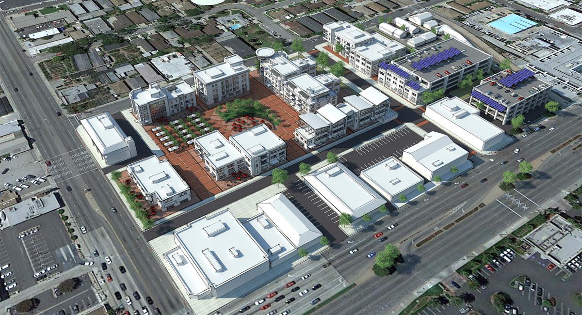 Downtown Hawthorne Specific Plan