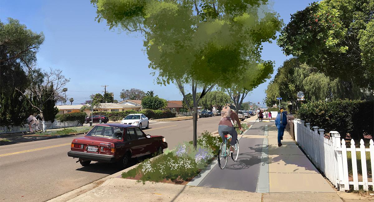 F Street Visualization