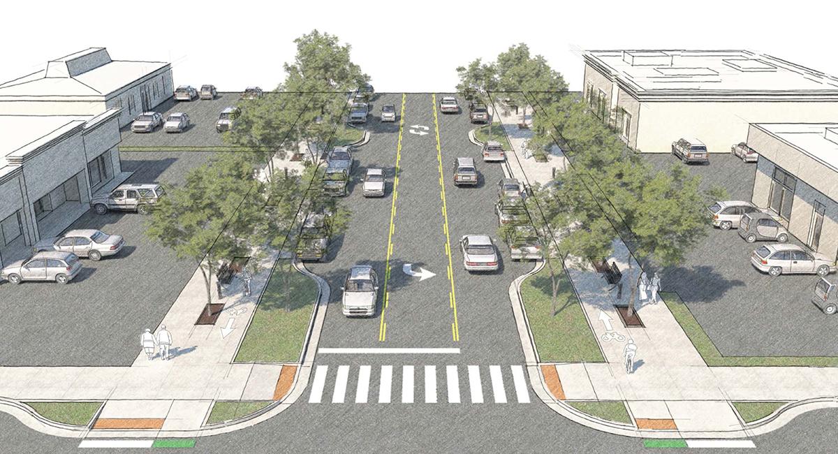 Franklin Boulevard Complete Street