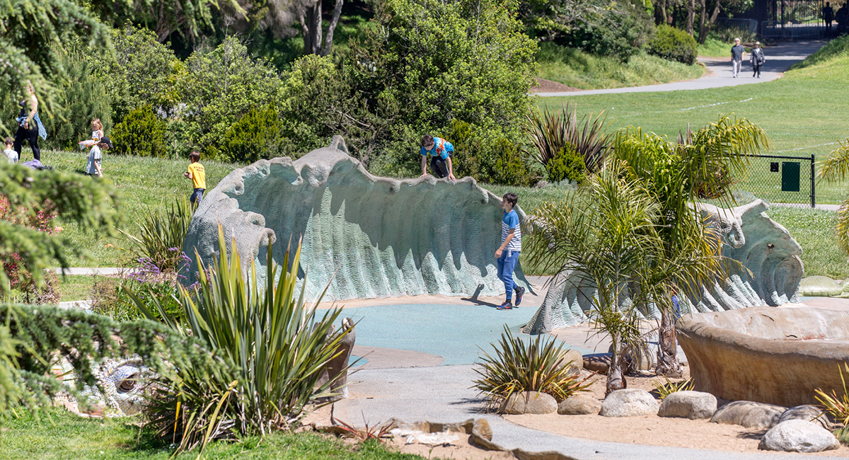 Koret Children's Quarter Playground