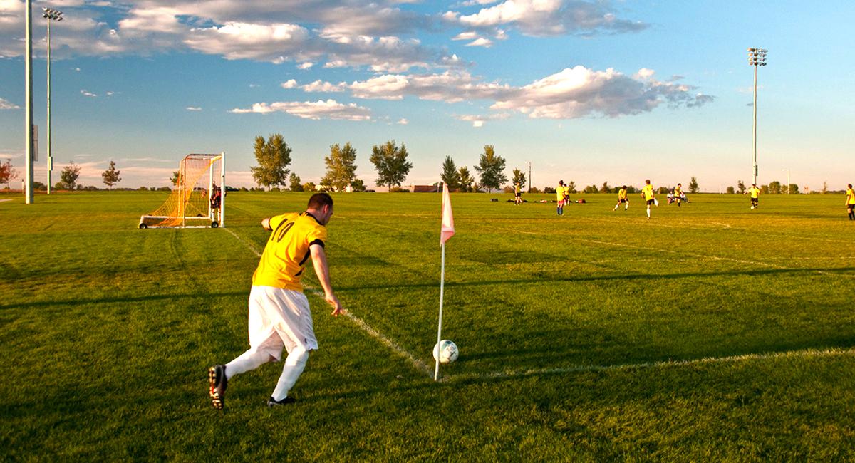 Longmont Soccer Field