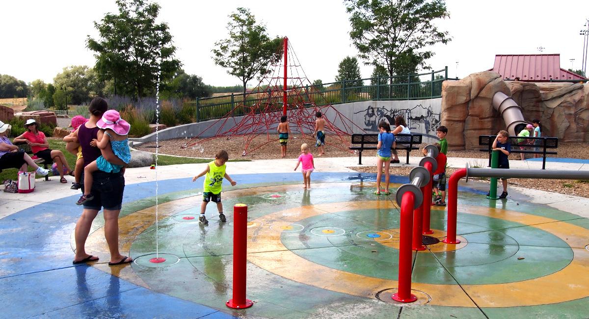 Longmont Play Area