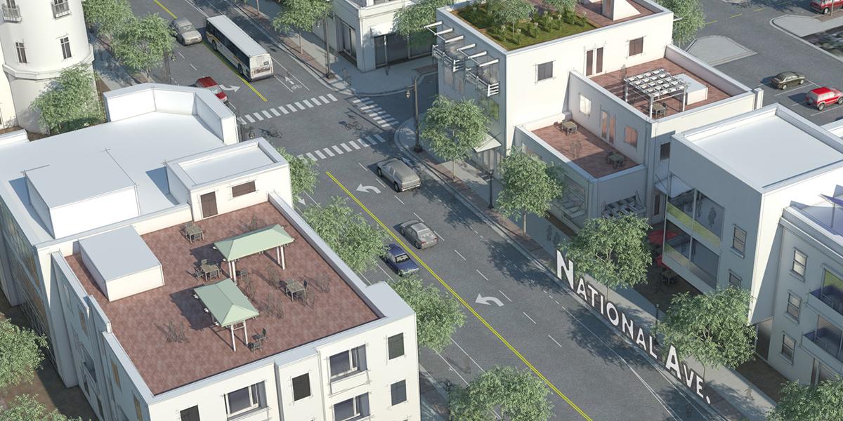 National Avenue Master Plan