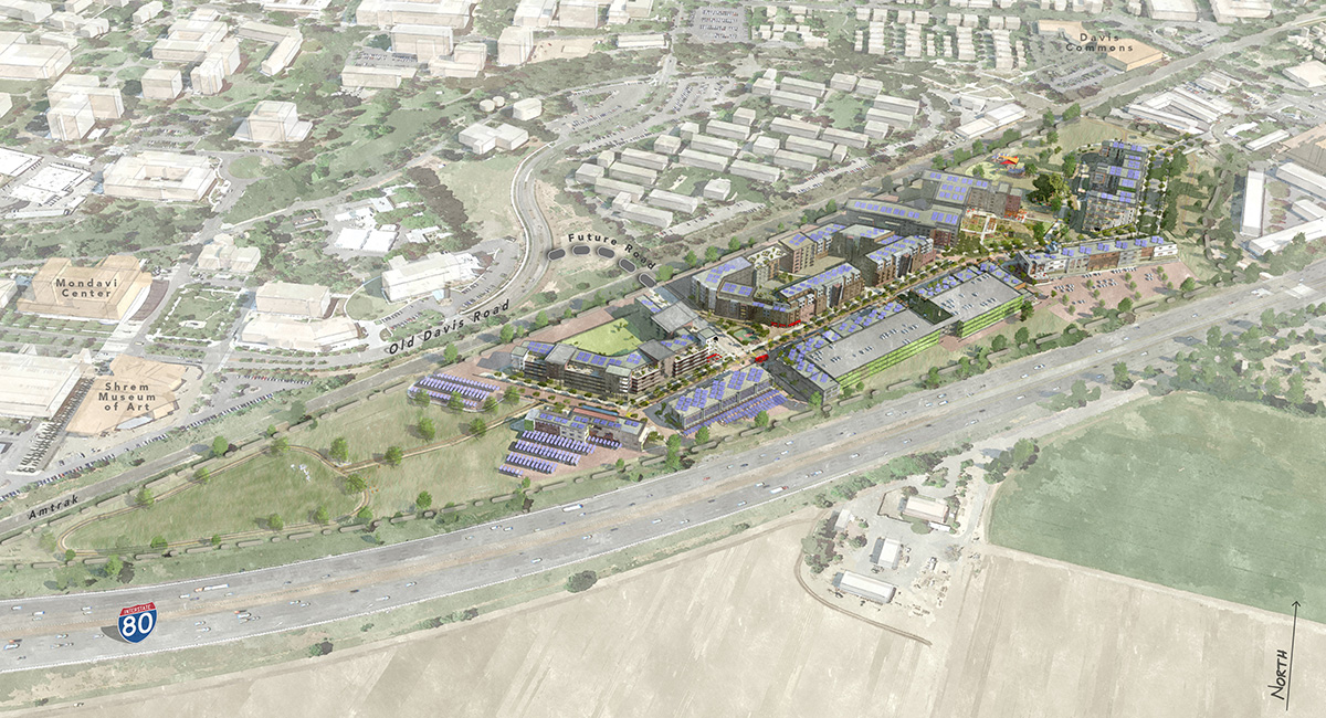 Nishi Gateway Sustainable Innovation District