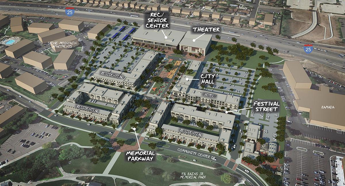 Northglenn Civic Center Master Plan