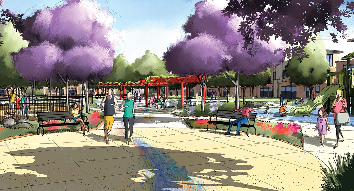 Orion Park Design