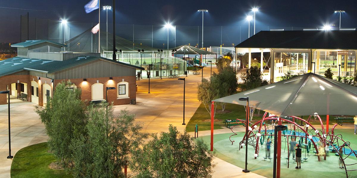 Perris Valley Big League Dreams