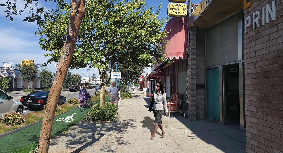 LA Great Streets Visualization