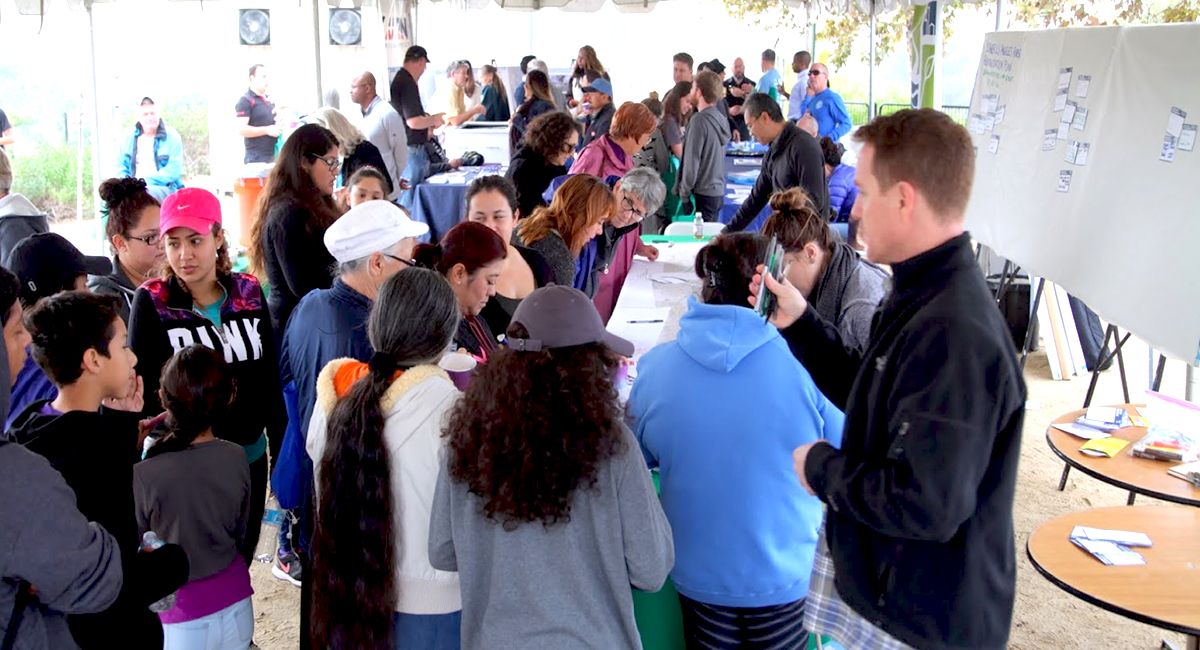 Lower LA Revitalization Community Outreach
