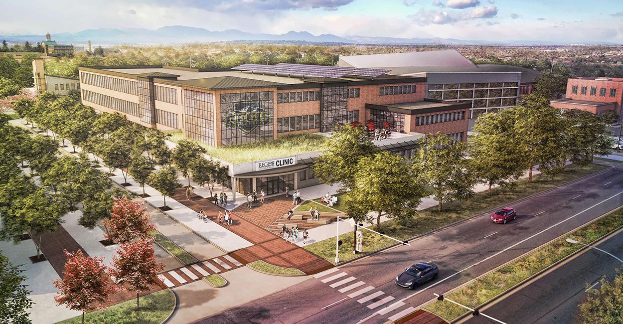 Regis University Master Plan