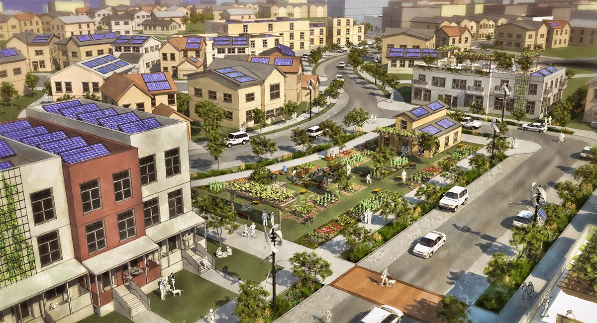 San Antonio Comprehensive Plan Visualization