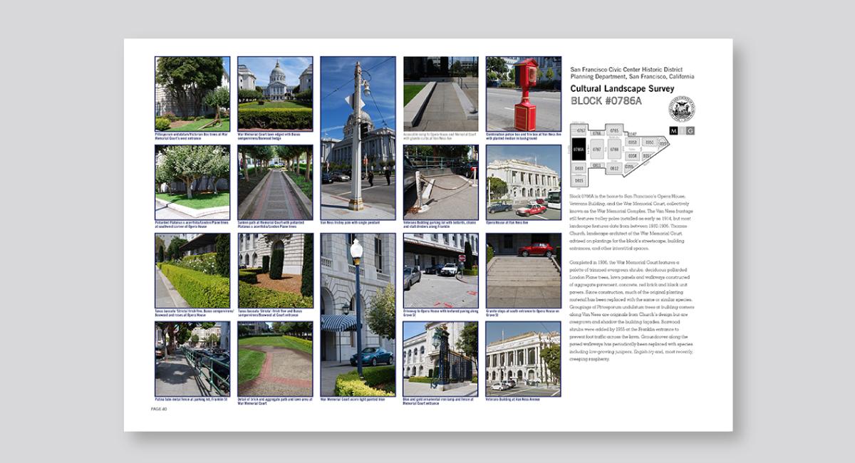 Cultural Landscape Survey