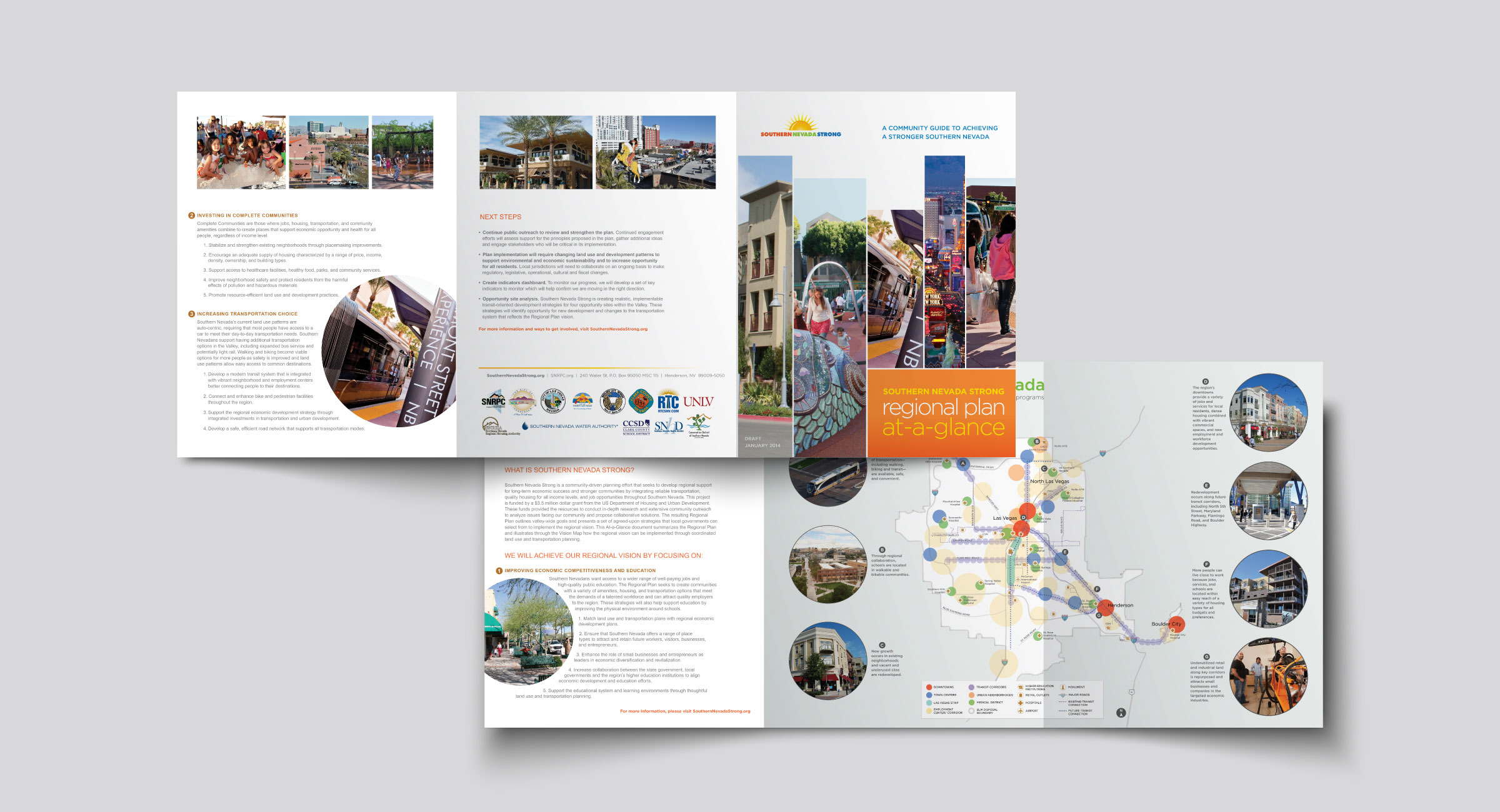 Southern Nevada Brochure