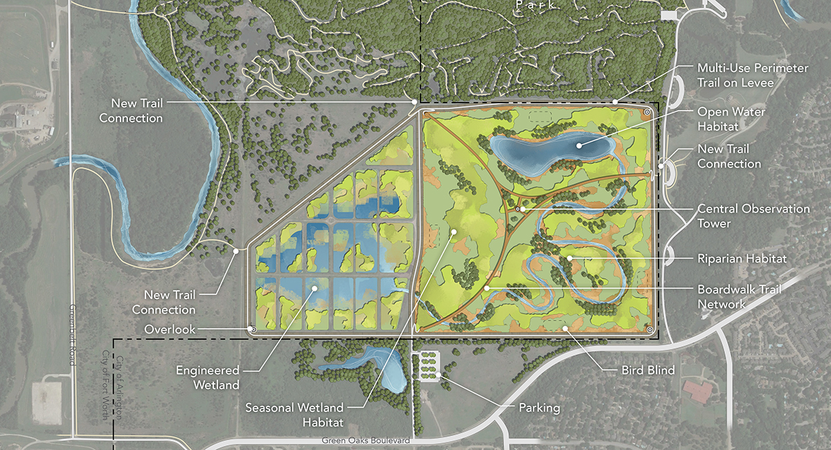 Trinity River Strategic Master Plan
