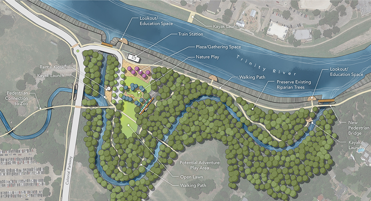 Trinity River Strategic Master Plan