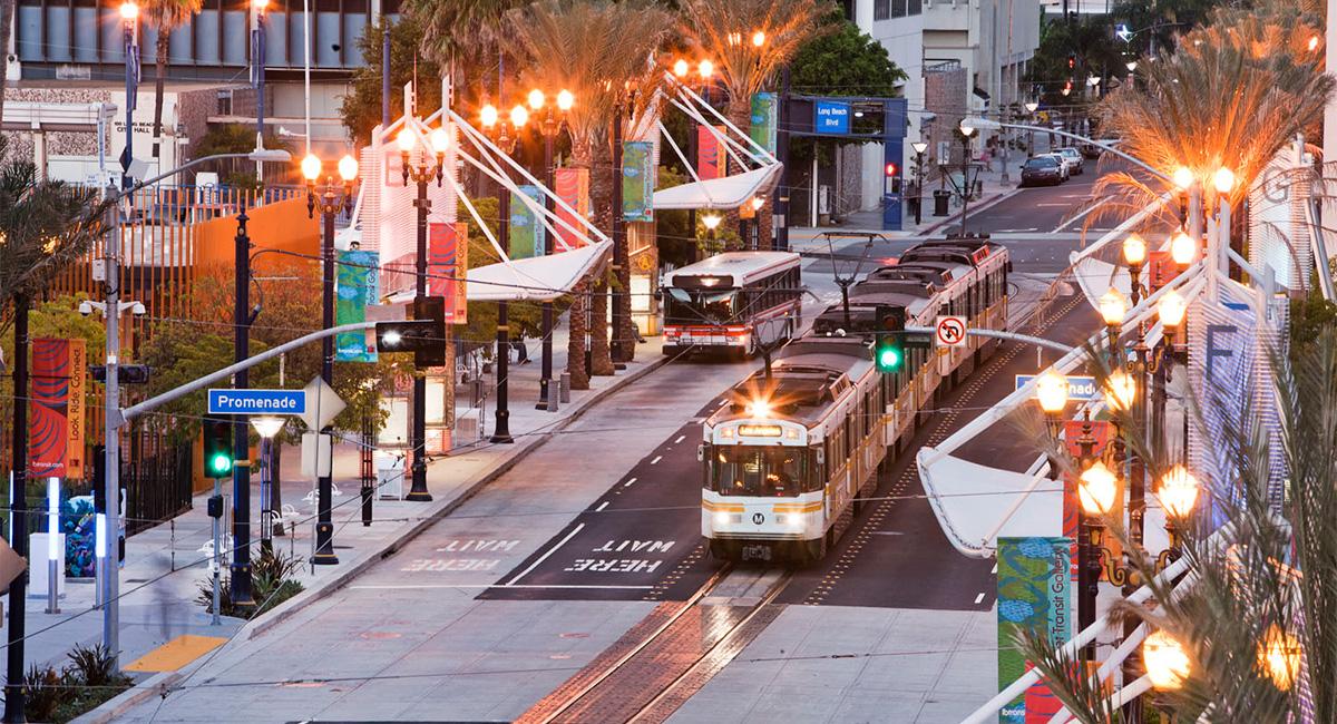 Long Beach Transit Mall