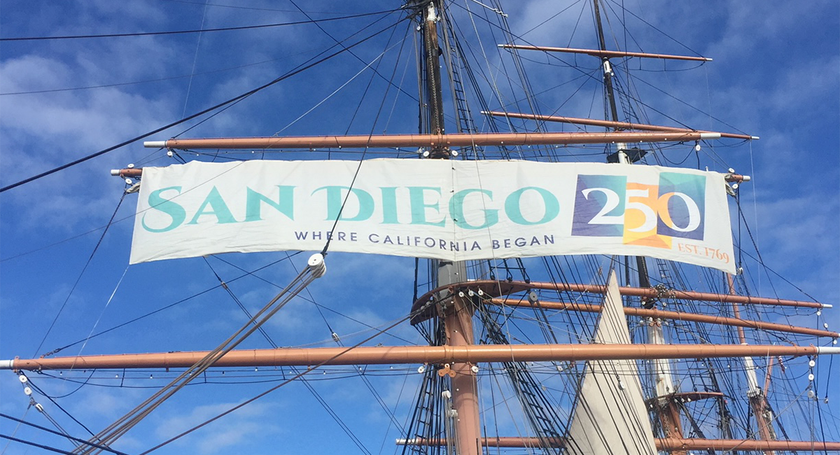 San Diego 250 PR and Event Planning