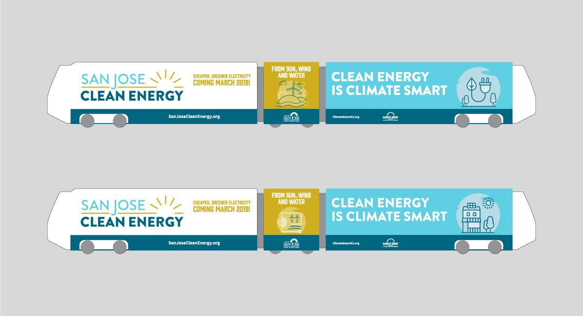 San José Clean Energy Branding and Marketing