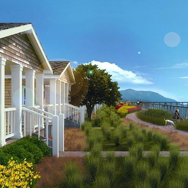 The Cottages in Pacifica, CA
