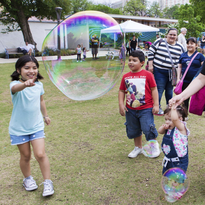 LAF Quantifies Yanaguana Garden Successes