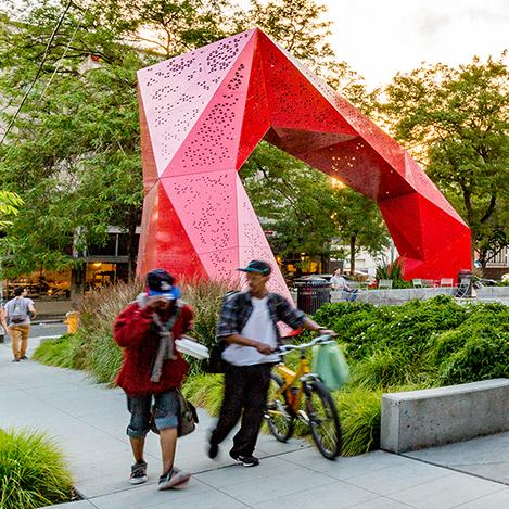 Hing Hay Park Gets Neighborhood Award