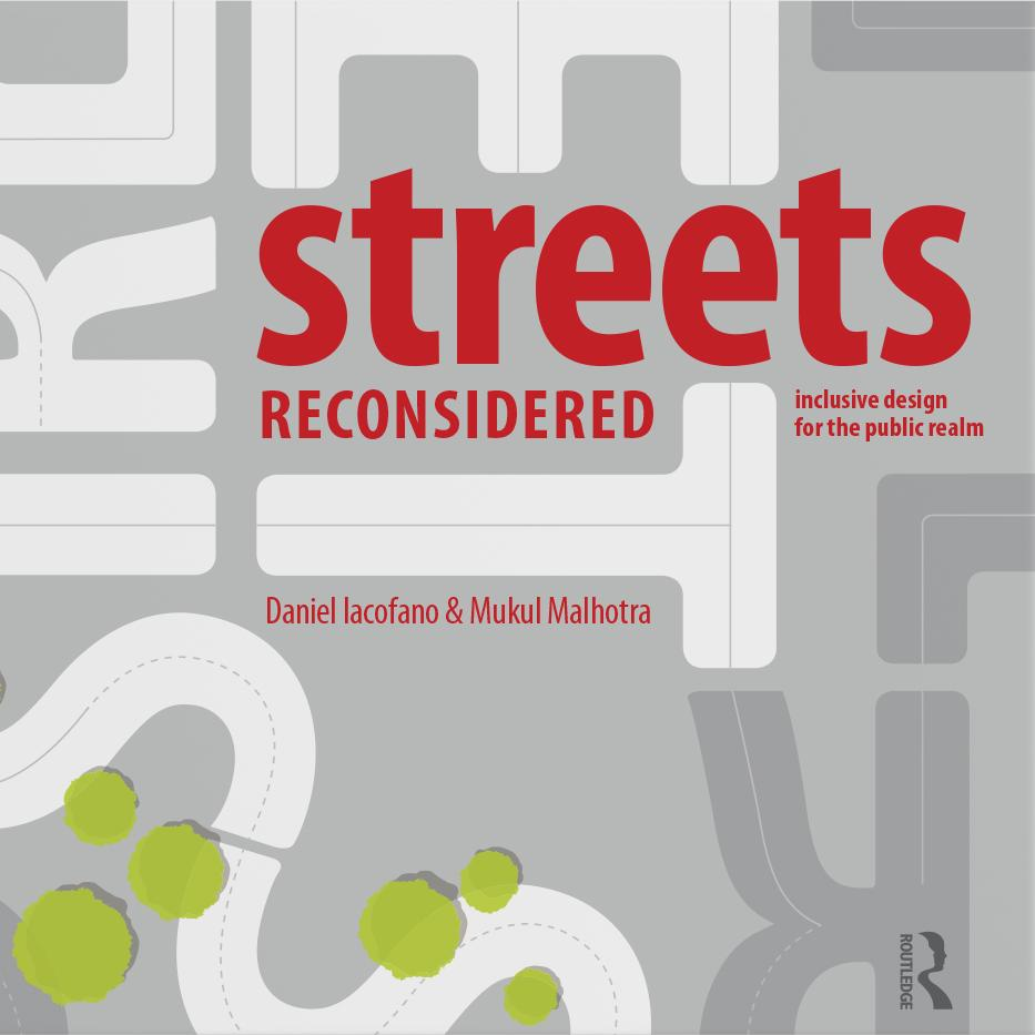 Streets Reconsidered Book Cover