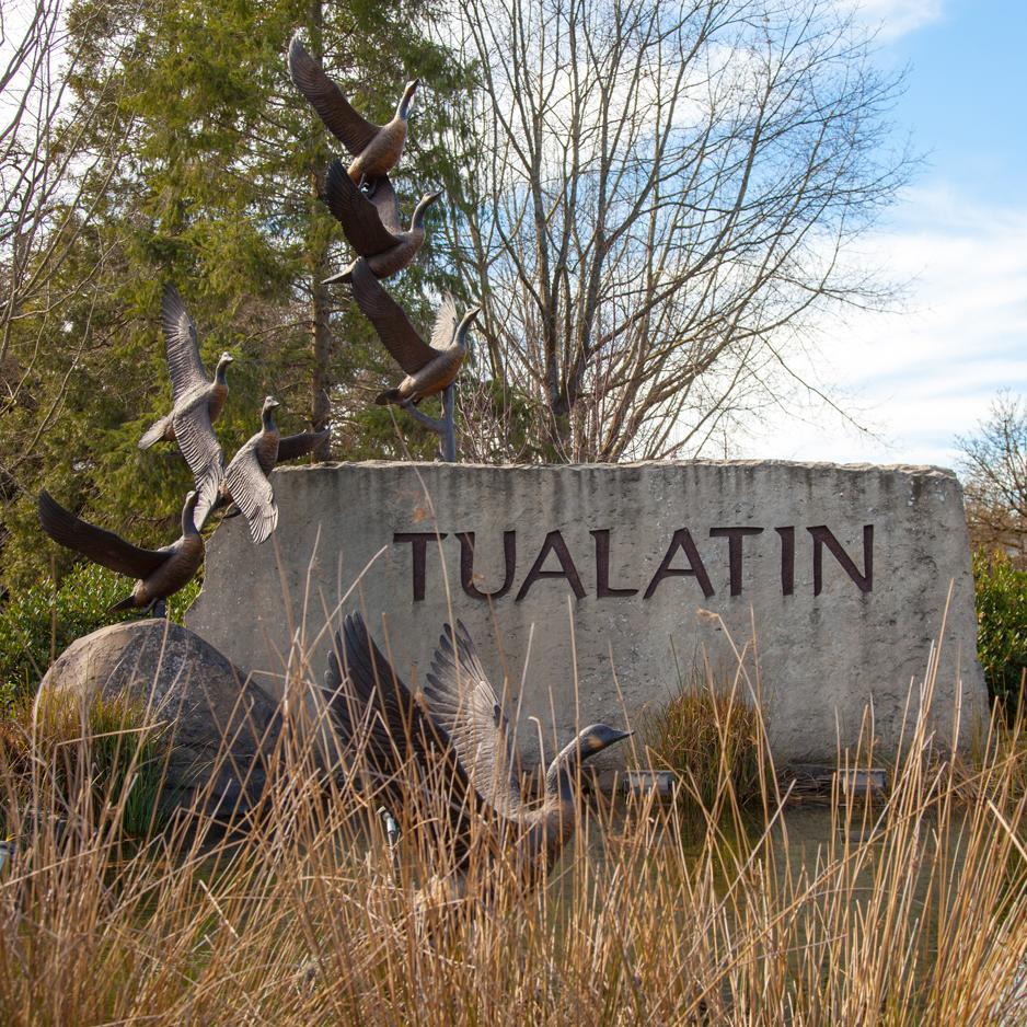 ORPA Award for Tualatin Parks & Rec