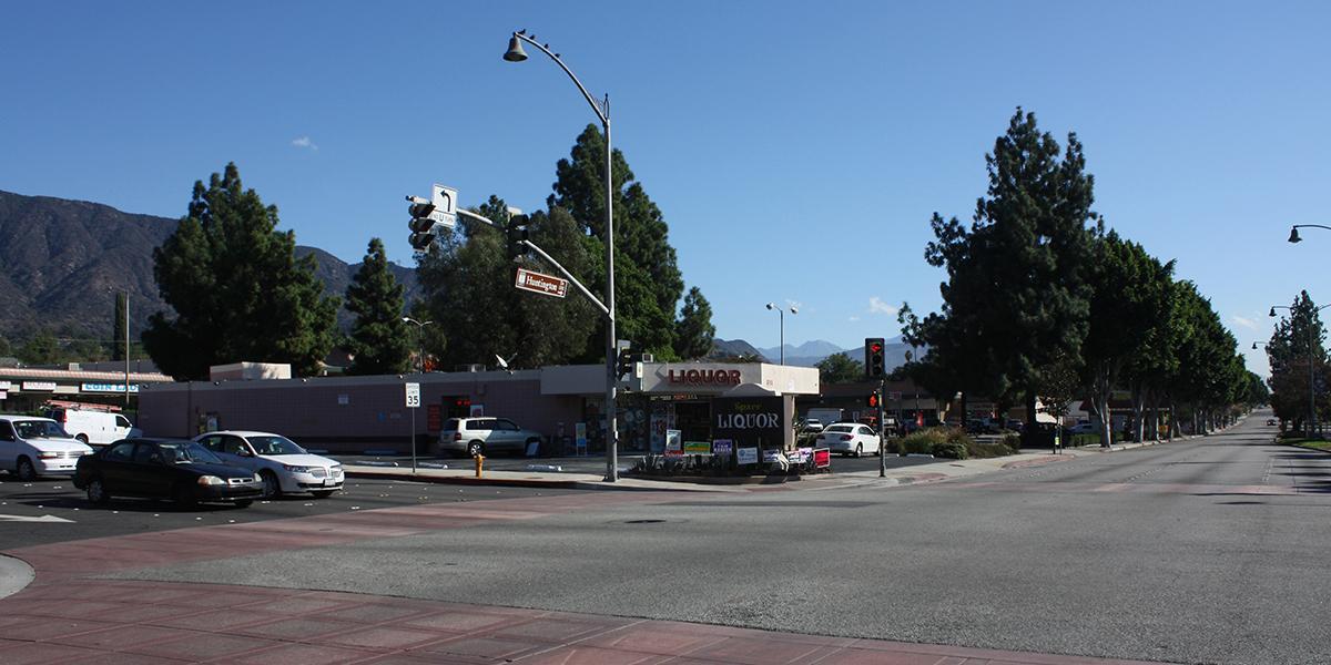 Existing Duarte Plaza