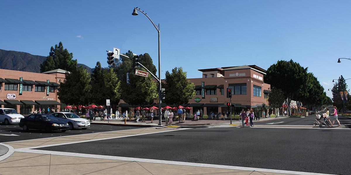 Potential Duarte plaza