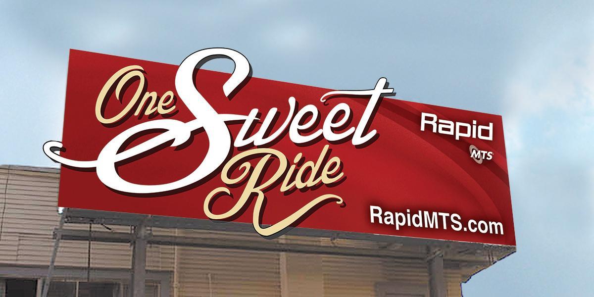 One Sweet Ride Billboard