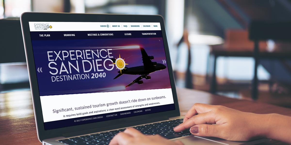 Experience San Diego Destination Master Plan 2040
