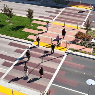 West Sacramento Streetscape and Urban Design