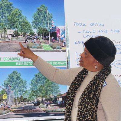 Broadway Equity Streetscape Project