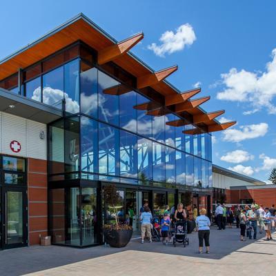 Assiniboine Park Zoo South Entry