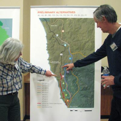 Caltrans Last Chance Grade Workshop