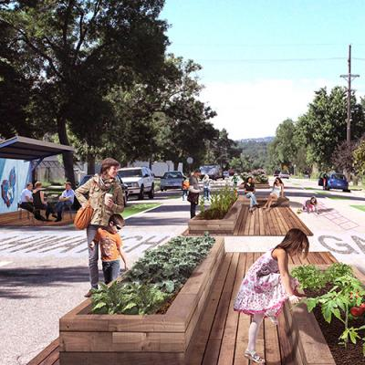 Colorado Springs Downtown Master Plan